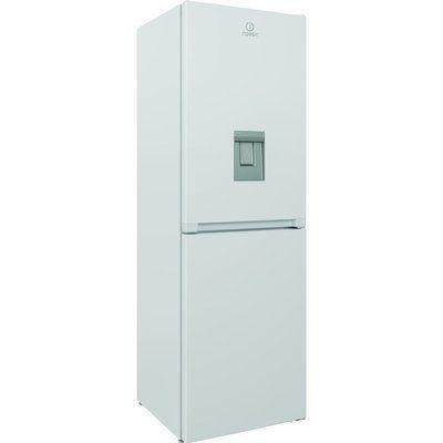 Indesit INFC8 50TI1 W AQUA 1 50/50 Fridge Freezer - White