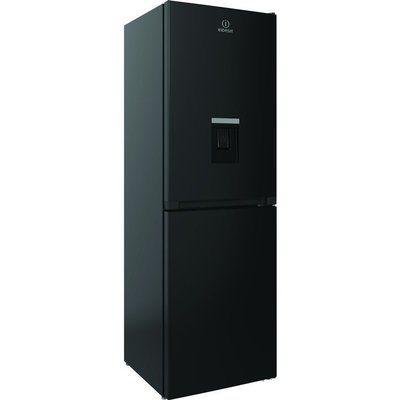 Indesit INFC8 50TI1 K AQUA 1 50/50 Fridge Freezer - Black