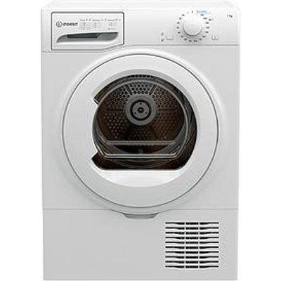 Indesit I2D71Wuk 7Kg Load Condenser Tumble Dryer - White