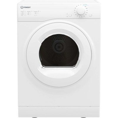 Indesit I1D71WUK 7KG Vented Tumble Dryer - White