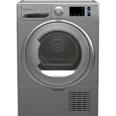 Indesit I3D81SUK 8KG Condenser Tumble Dryer - Silver