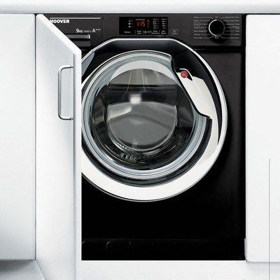Hoover HBWM914DCB/1-80 9kg 1400rpm Integrated Washing Machine
