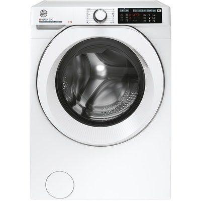 Hoover HW69AMC/1-80 H-WASH 500 10kg Freestanding Washing Machine - White