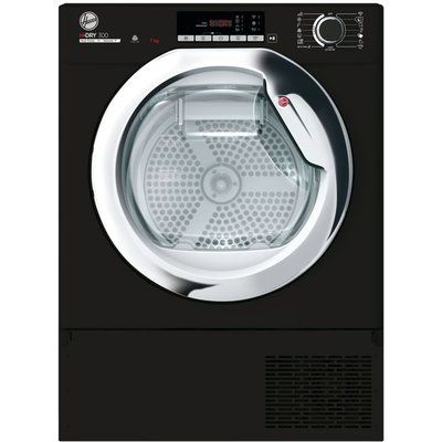 Hoover BHTDH7A1TCEB WiFi-enabled Integrated 7 kg Tumble Dryer