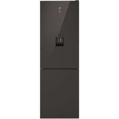 Hoover HFGD6182MANWD Total No Frost Freestanding Fridge Freezer With Water Dispenser - Anthracite