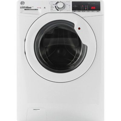 Hoover H-Wash 300 H3D 485TE NFC 8 kg Washer Dryer - White
