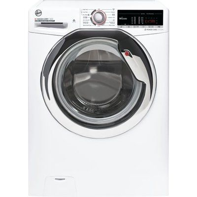 Hoover H-WASH 300 H3DS4965TACE 9Kg / 6Kg Washer Dryer with 1400 rpm - White