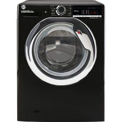Hoover H-WASH 300 H3D41065TACBE Wifi Connected 10Kg / 6Kg Washer Dryer - Black