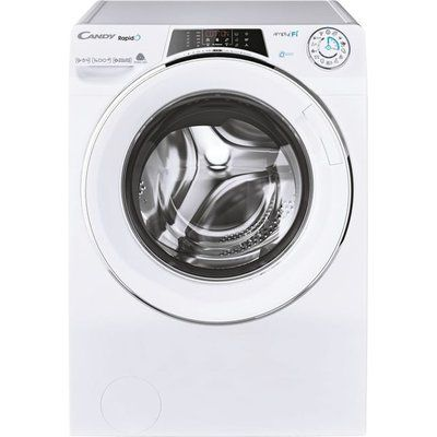 Candy Rapido ROW4956DWMCE Wifi Connected 9Kg / 5Kg Washer Dryer - White