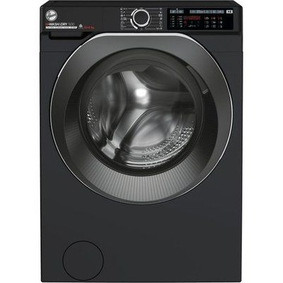 Hoover H-WASH 500 HDD4106AMBCB Wifi Connected 10Kg / 6Kg Washer Dryer