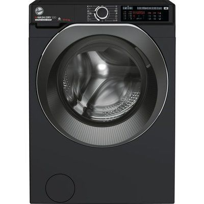 Hoover H-WASH 500 HD4106AMBCB/1 Wifi Connected 10Kg / 6Kg Washer Dryer - Black