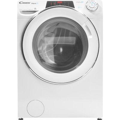 Candy Rapido ROW4964DWMCE WiFi-enabled 9 kg Washer Dryer - White