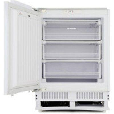 Hoover HBFUP130NK-N 103L Static Built-Under Freezer