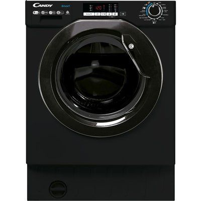 Candy CBD495D2WBBE-80 Integrated 9 kg Washer Dryer