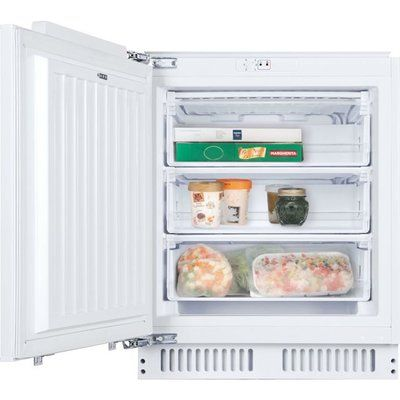 Candy CFU135NEK/N Integrated Under Counter Freezer