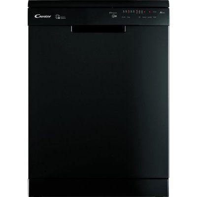 Candy Brava CYF6F52LNB Standard Dishwasher - Black