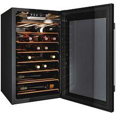 Hoover Hwc 150 UKW/N 41 Bottle Wine Fridge - Black