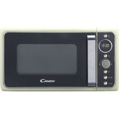 Candy Divo Free Standing Microwave Oven in Cream