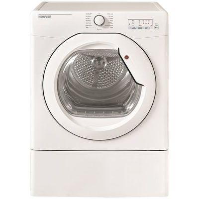 Hoover HLE V10LG-80 10KG Vented Tumble Dryer - White
