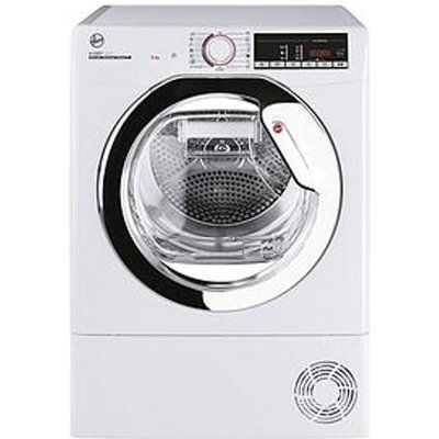 Hoover H-Dry 500 HLE H9A2TCE 9KG Heat Pump Tumble Dryer - White