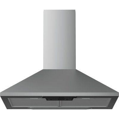Beko HCP61310X Chimney Cooker Hood - Stainless Steel