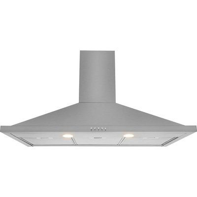 Leisure HP92PX Chimney Cooker Hood - Stainless Steel