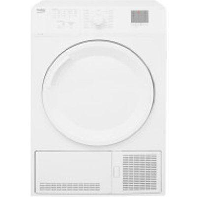 Beko DTGCT7000W 7kg Sensor Condenser Tumble Dryer