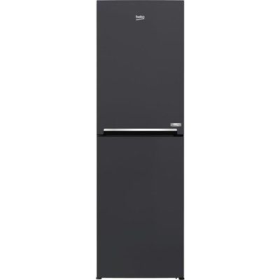 Beko HarvestFresh CXFG3691VA 50/50 Fridge Freezer - Anthracite