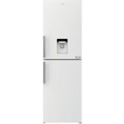 Beko CFP3691DV Frost Free Combi Fridge Freezer with HarvestFresh