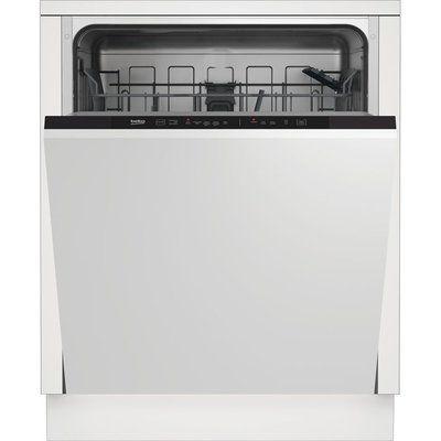 Beko DIN15X20 Full-size Fully Integrated Dishwasher