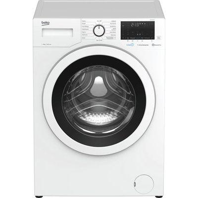 Beko WEY96052W 9KG 1600 Spin Washing Machine - White