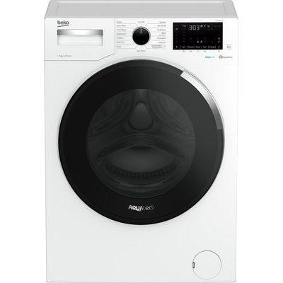 Beko AquaTech WEY84P64EW 8KG Washing Machine - White