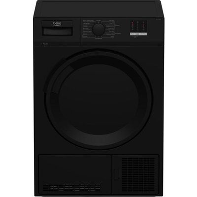 Beko DTLCE70051B 7Kg Condenser Tumble Dryer - Black