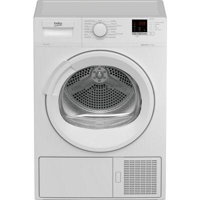 Beko DTLP71151W 7Kg Heat Pump Tumble Dryer - White