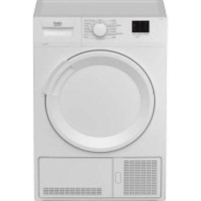 Beko DTLCE80051W 8kg Condenser Tumble Dryer