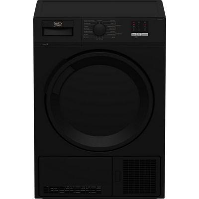 Beko DTLCE80051B 8Kg Condenser Tumble Dryer - Black