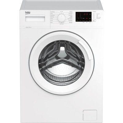 Beko WTK94121W 9 kg 1400 Spin Washing Machine - White