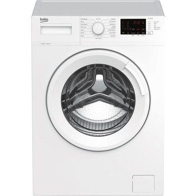 Beko WTK104121W 10 kg 1400 Spin Washing Machine - White
