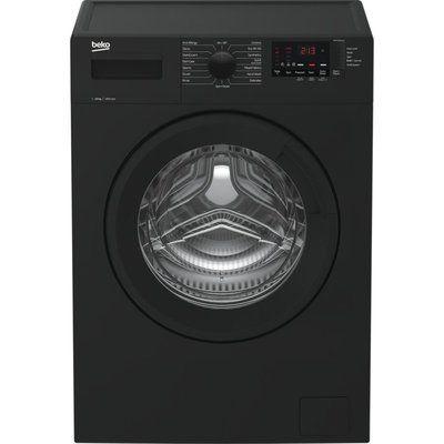 Beko WTB1041R4A 10 kg 1400 Spin Washing Machine - Anthracite