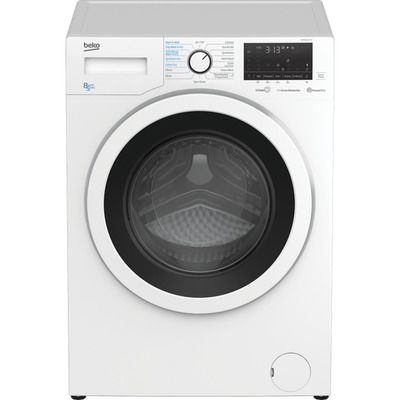 Beko WDER8540421W 8Kg / 5Kg Washer Dryer - White