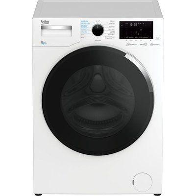 Beko WDEY854P44QW 8Kg / 5Kg Washer Dryer