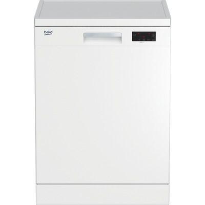 Beko DFN16430W Standard Dishwasher