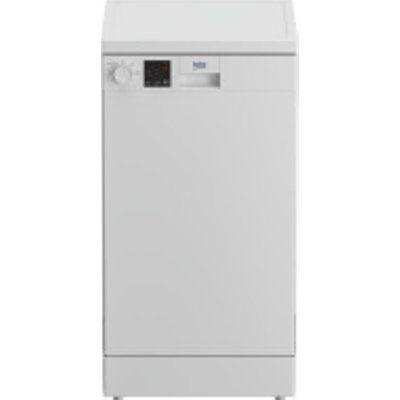 Beko DVS04020W 10 Place Setting Slimline Dishwasher