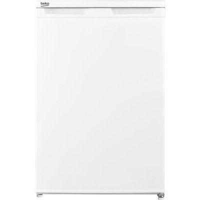 Beko FXS3584W Undercounter Freezer - White