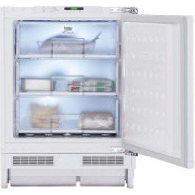Beko BSFF3682 Integrated Under Counter Freezer with Fixed Door Fixing Kit