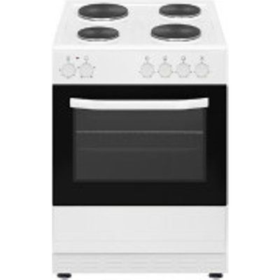 Simfer SIM60EW 600mm Electric Single Solid Plate Oven