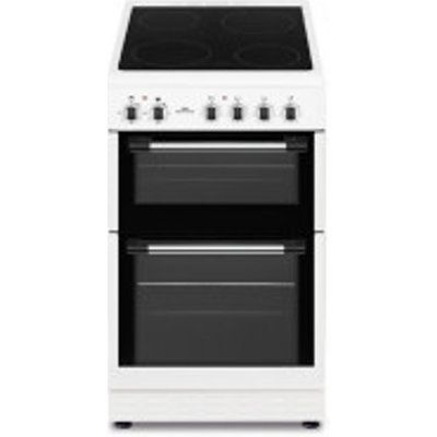 Simfer TOP52CW Electric Twin Cavity Ceramic Cooker - White
