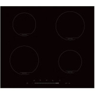 Simfer I60B 4 Zone Induction Hob with Slider Touch Control
