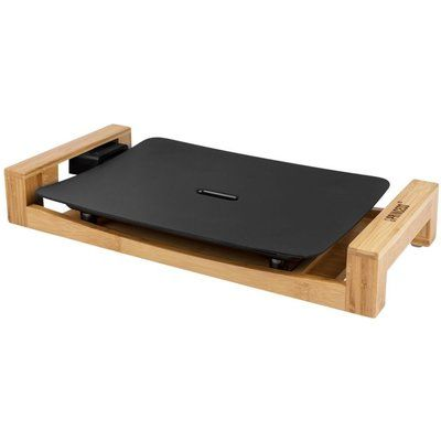Princess Table Chef Compact Table Top Grill - Black