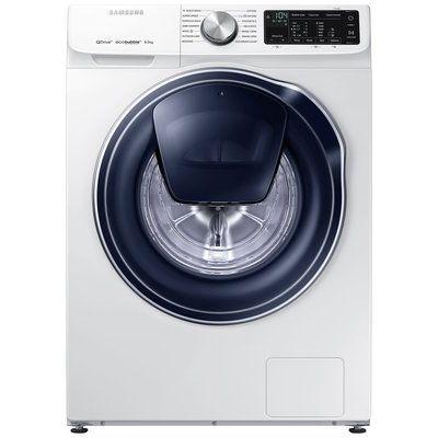 Samsung WW80M645OPM QuickDrive 8kg 1400rpm Freestanding Washing Machine With AddWash - White